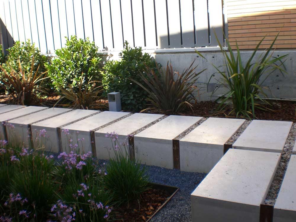 Jardin zen diseo elegant cmo hacer un jardn zen en - Paisajismo minimalista ...