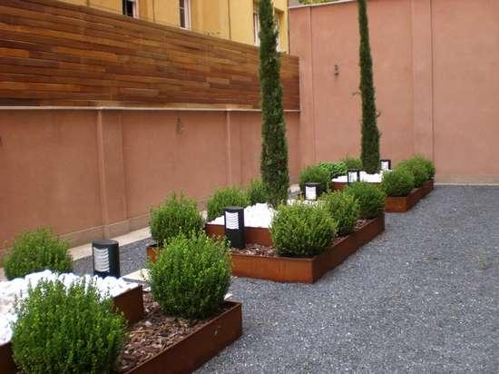 Dise o de jardines exteriores madrid casa dise o - Diseno jardines madrid ...